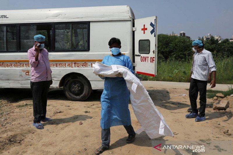 Reuters perkirakan kasus virus corona global lewati 30 juta