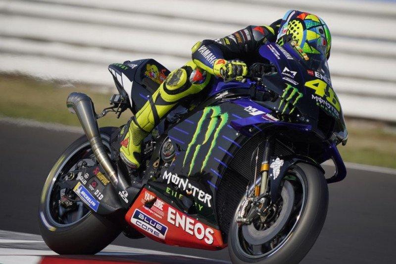 Vinales jadi yang tercepat di tes Misano, Rossi uji knalpot baru