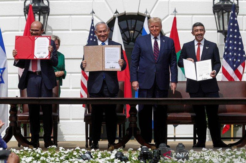 Rakyat Palestina senang atas kekalahan Trump