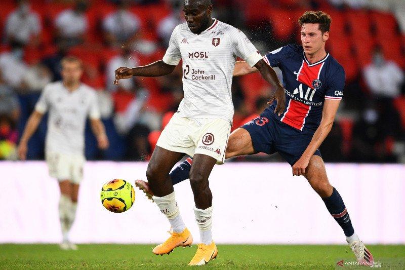 Gol semata wayang Draxler mengamankan kemenangan perdana PSG musim ini