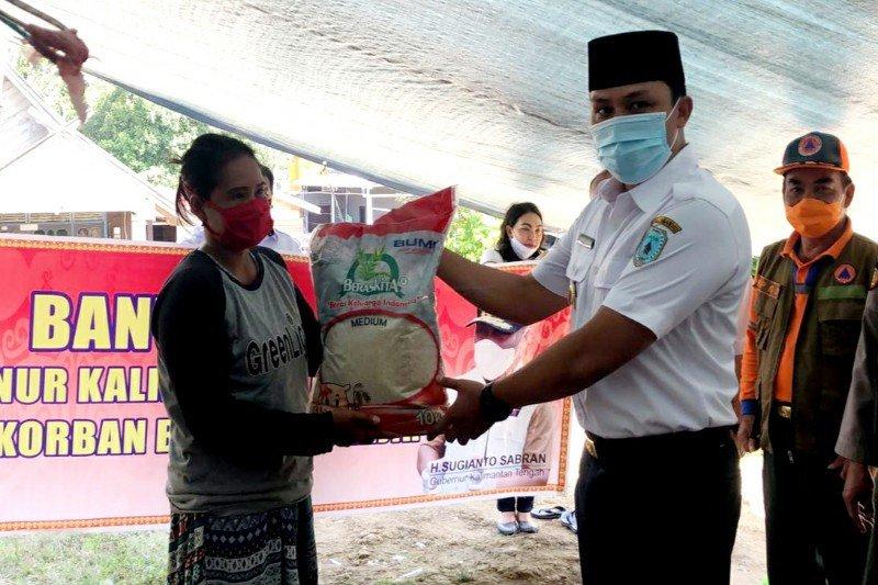 Bantuan Pemprov Kalteng mulai disalurkan kepada warga Lamandau