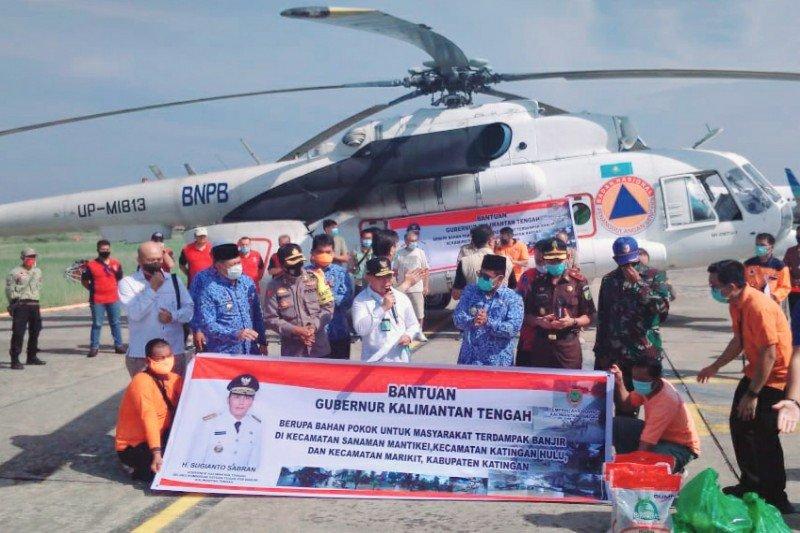 Pemprov mantapkan pedoman penanganan bencana di Kalteng
