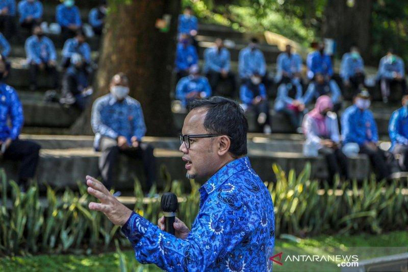 Penentuan status kelurahan dan RW merah di Bogor siap dievaluasi