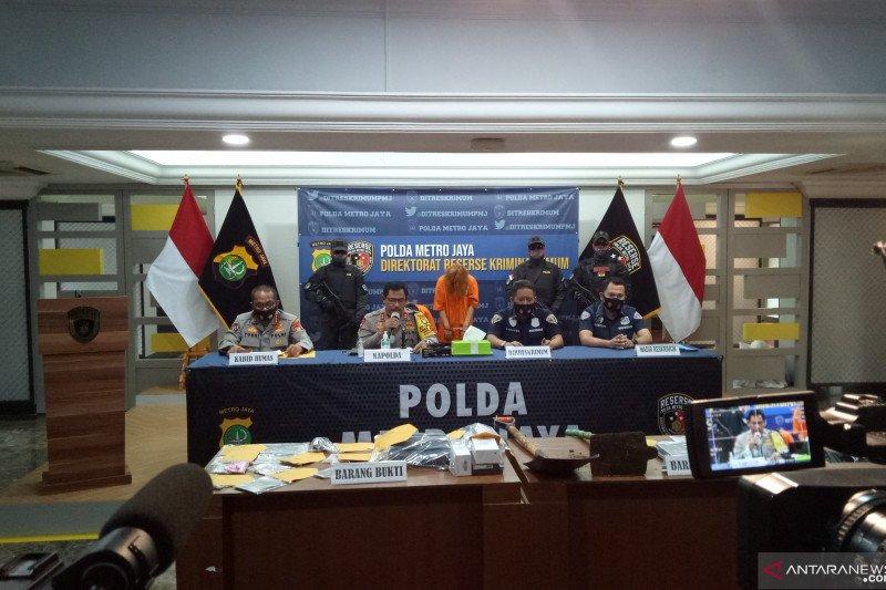 Polisi: Motif ekonomi picu pembunuhan dan mutilasi korban di Kalibata