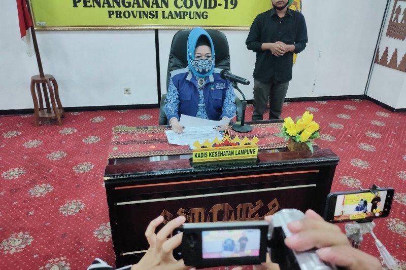 Dinkes Lampung sebut kamar tidur pasien COVID-19 masih tersedia 269