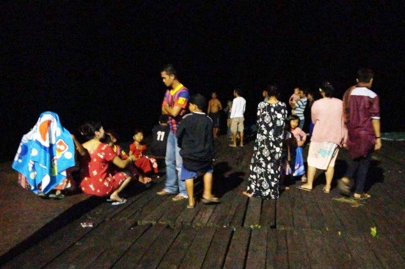 Seorang pelajar SMP hilang di Sungai Mentaya