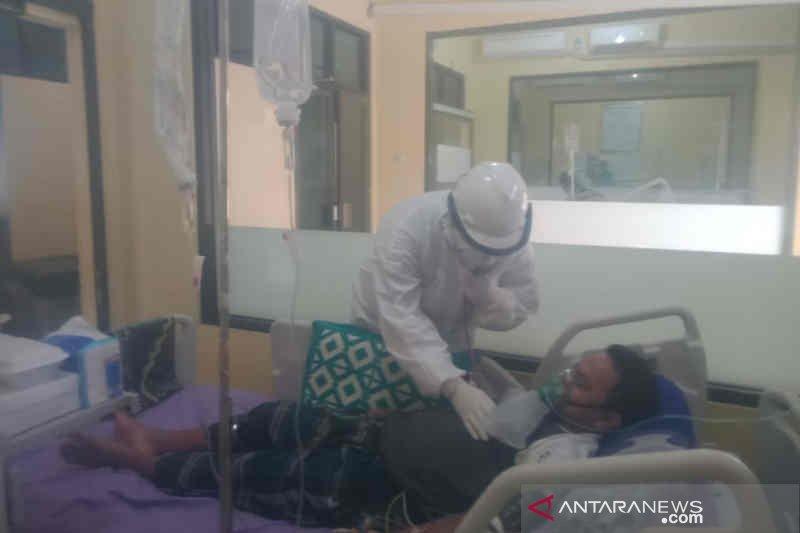 Dua pasien positif COVID-19 Cirebon diterapi plasma darah