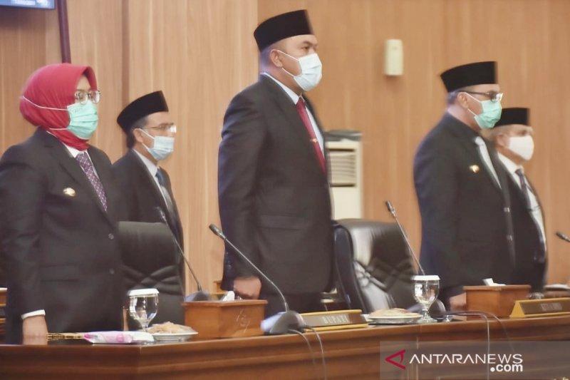 RAPBD Perubahan Bogor masih defisit Rp1,43 triliun