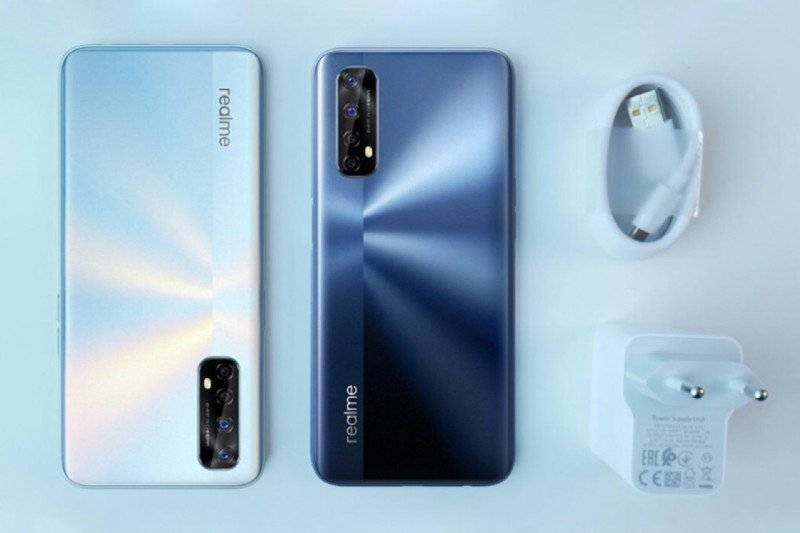 Masuk Indonesia, ini harga ponsel Realme 7 dan Realme 7i
