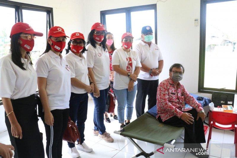 Pemkab Minahasa bantu PMI siapkan stok darah
