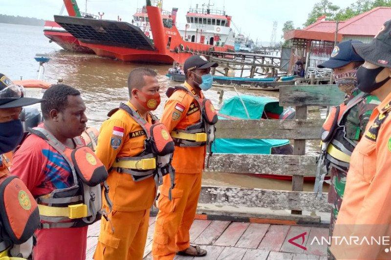 Tim SAR Asmat cari perahu penumpang empat orang