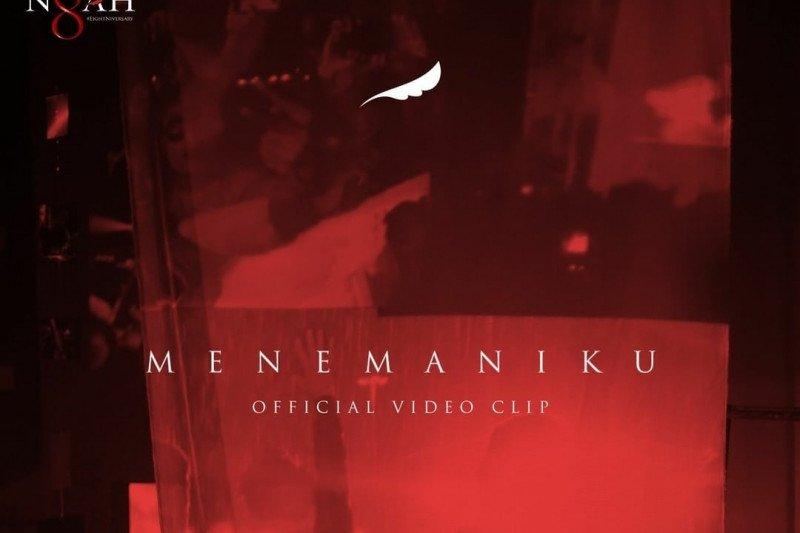 """grup band Noah rilis video musik """"Menemaniku"""""""