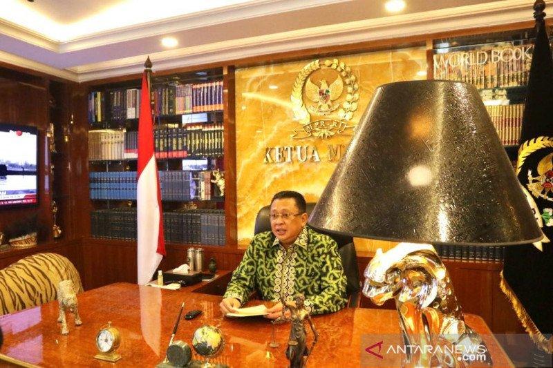 Ketua MPR dorong pemerintah siapkan strategi pemulihan ekonomi