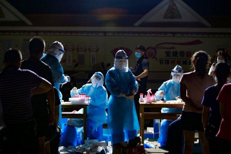 China laporkan 16 kasus baru COVID-19