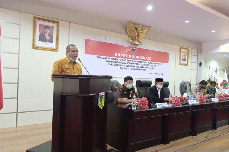 KPU-Bawaslu Sulteng  agar perketat protokol kesehatan