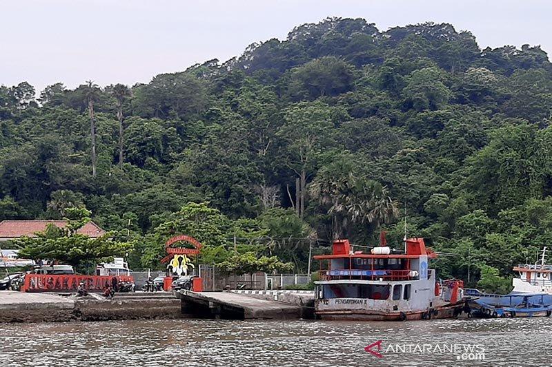 43 napi asal Kalimantan Barat dipindah ke Nusakambangan