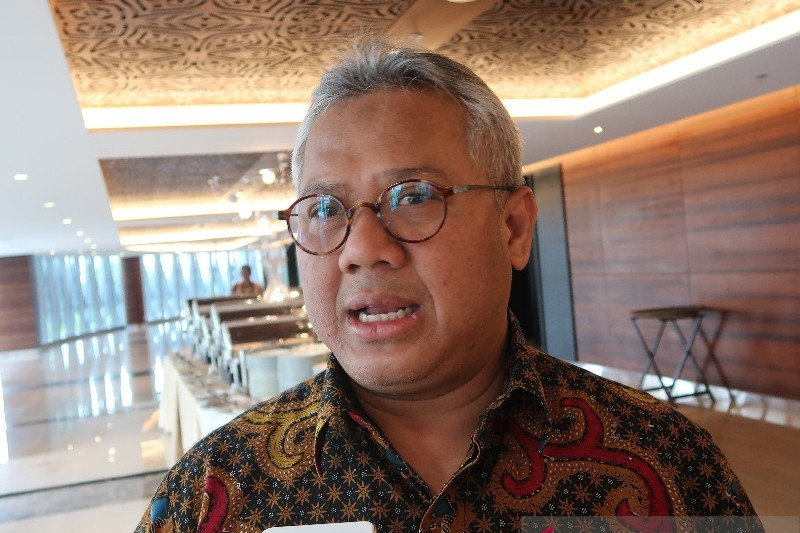Ketua KPU Arief Budiman dinyatakan positif COVID-19