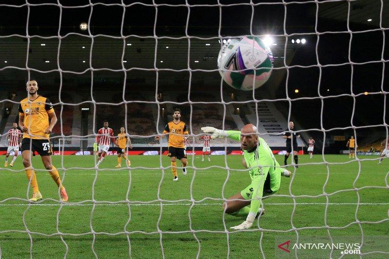 Wolverhampton didepak tamunya Stoke City dari Piala Liga