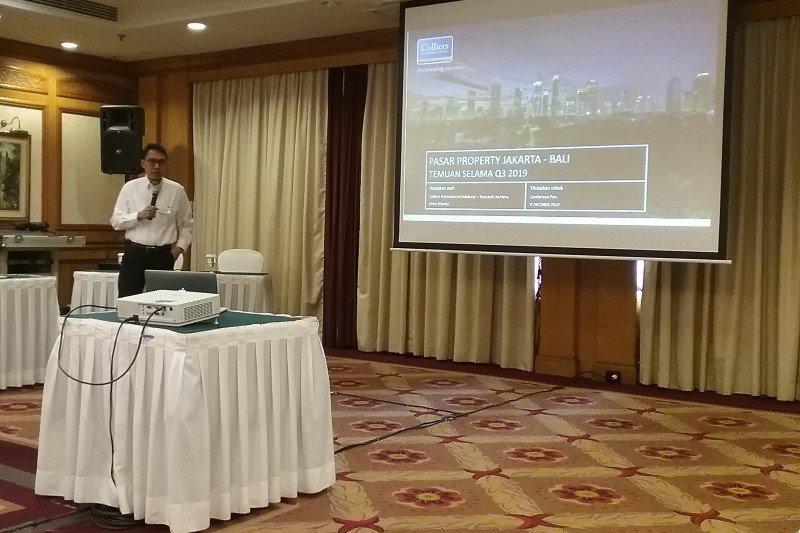 Konsultan sebut hotel jadi sektor properti pertama terdampak PSBB