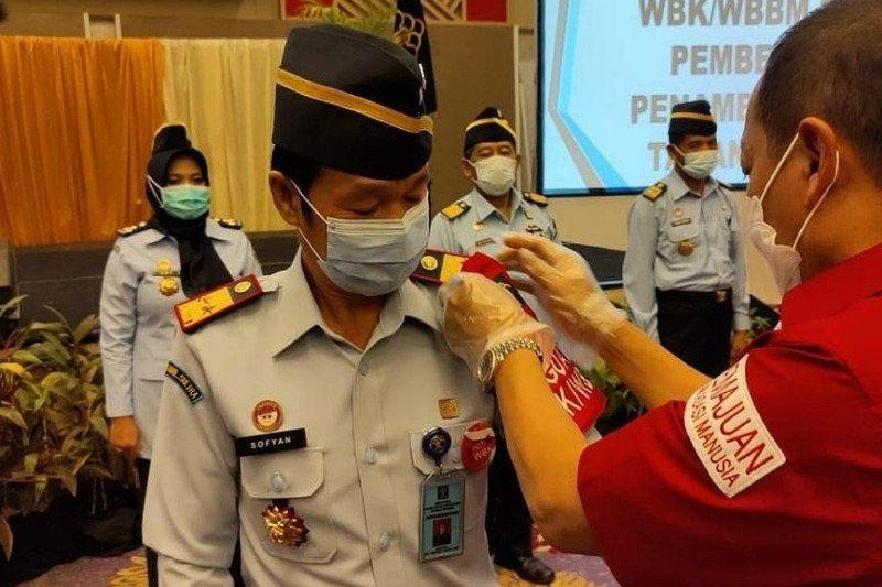 Sekjen Kemenkumham memberi penguatan satker di Sulawesi untuk WBK-WBBM