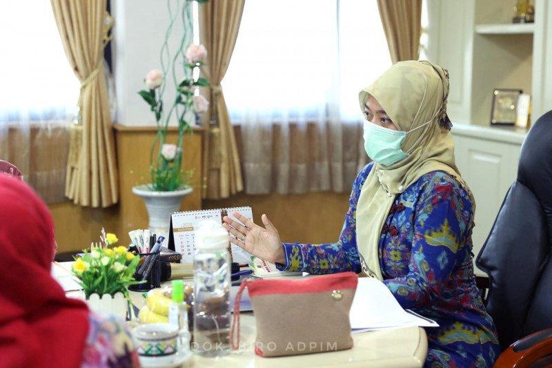 Pemprov Lampung lakukan sinkronasi data bansos untuk penanggulangan kemiskinan