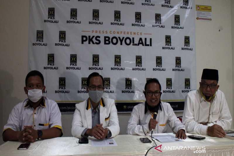 Konsisten jadi oposisi, PKS tetap jaga suasana demokrasi Pilkada Boyolali 2020