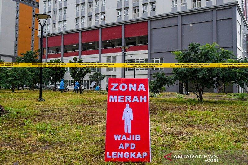 Di Jakarta, kasus baru COVID-19 sebanyak 1.403 pada Jumat