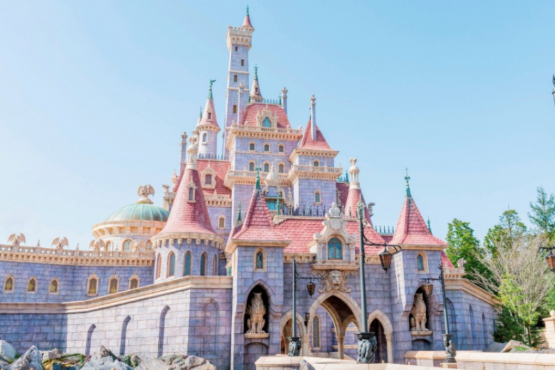 "Akhir bulan Disneyland Tokyo buka area baru ""Beauty and the Beast"" akhir bulan"