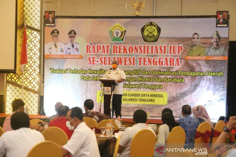 Gubernur Sultra sebut Dana bagi hasil tambang Rp166 miliar