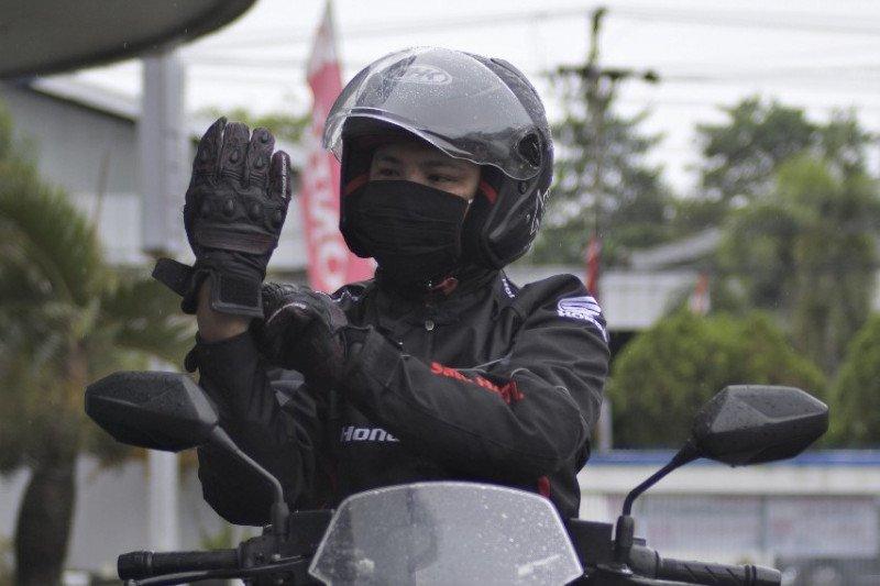 Pentingnya perlengkapan berkendara yang aman dan sehat