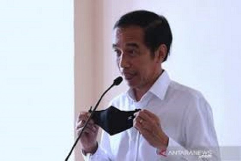 Presiden Jokowi membentuk panitia Piala Dunia U-20 tahun 2021