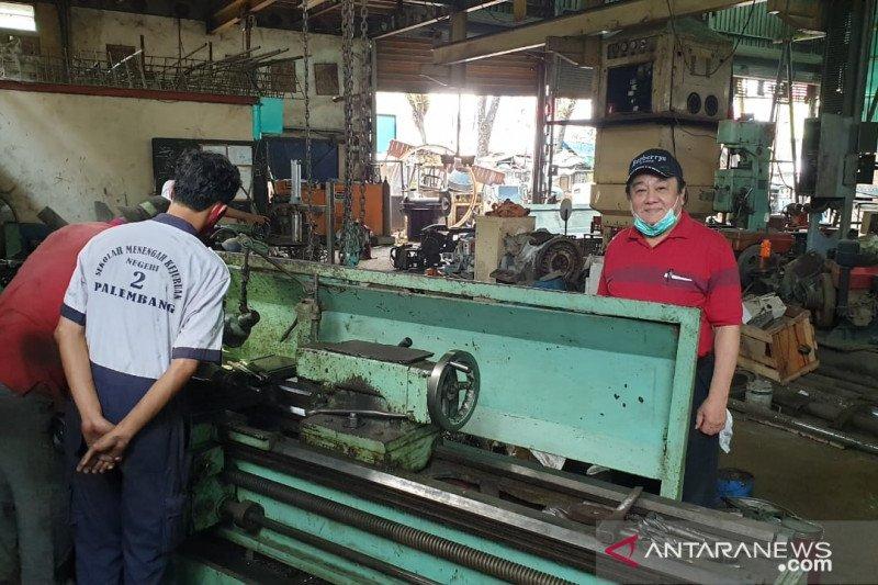 PT KMA Palembang tetap terima  siswa PKL meski pandemi COVID-19
