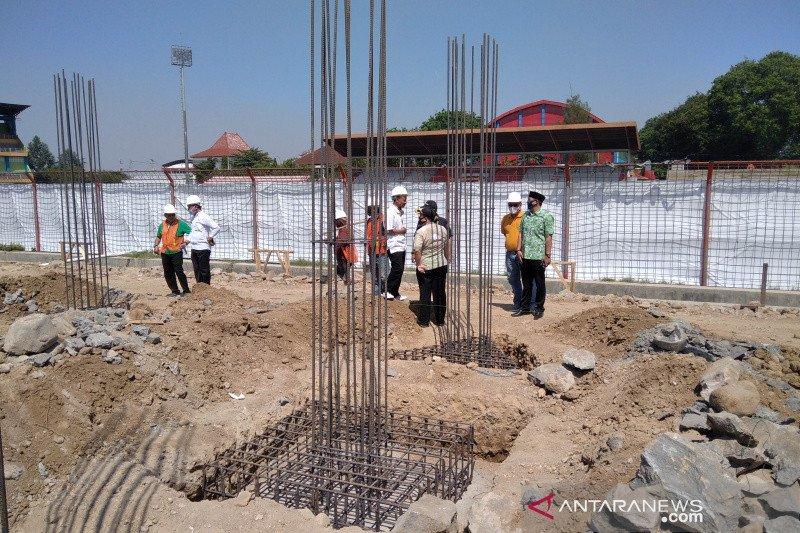 DPRD Kudus awasi kualitas pembangunan Stadion Wergu Wetan