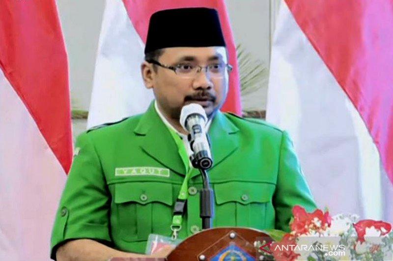 Gus Yaqut,  menteri agama estafet dari jenderal kepada komandan