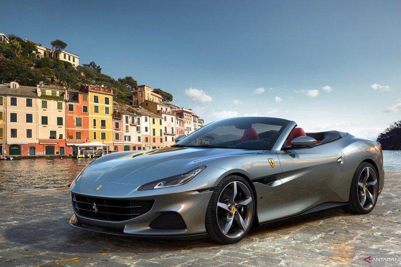 Ferrari Portofino M untuk genjot pemasaran sedan grand touring