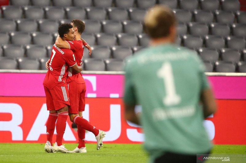 Buka musim baru Liga Jerman,  Bayern pesta delapan gol