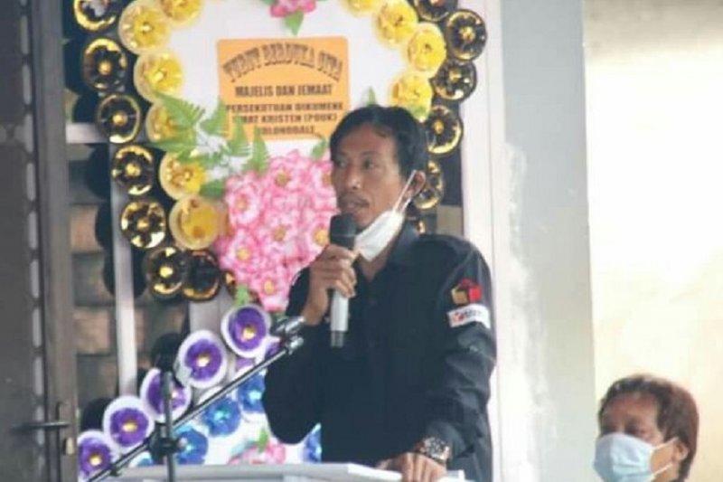 Jenazah Titin, jurnalis dan komisioner Bawaslu Morut dimakamkan