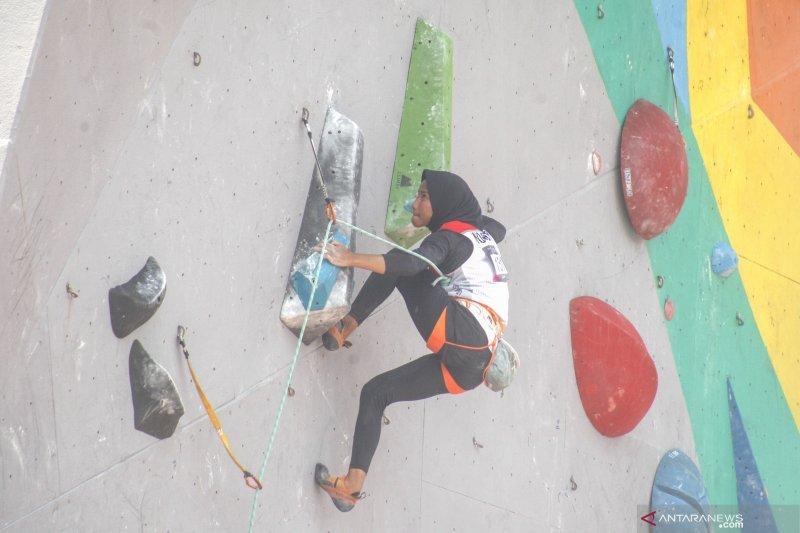 Sulteng optimistis raih medali Panjat Tebing di PON XX Papua