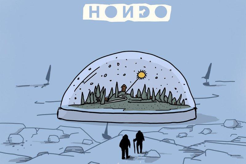"""Hondo refleksikan perjalanan hidup di album  """"The Hike to Kamadela"""""""