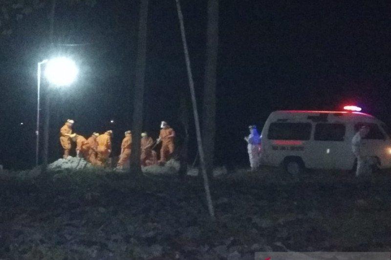 Dua hari dirawat intensif, pasien COVID-19 Kota Metro meninggal