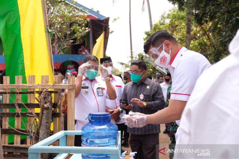 Mubalig Kabupaten Gowa ikut bangun kesadaran warga terapkan protokol kesehatan