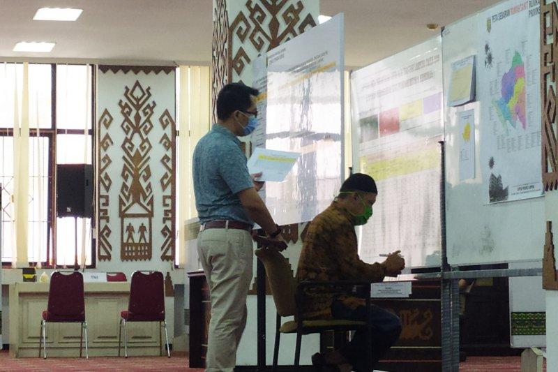 Kasus positif COVID Lampung kembali bertambah 21, totalnya menjadi 715 kasus