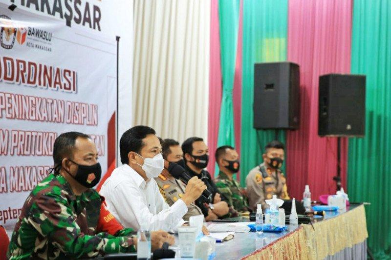 Tak patuhi protokol COVID-19 Pilkada Makassar bisa ditunda