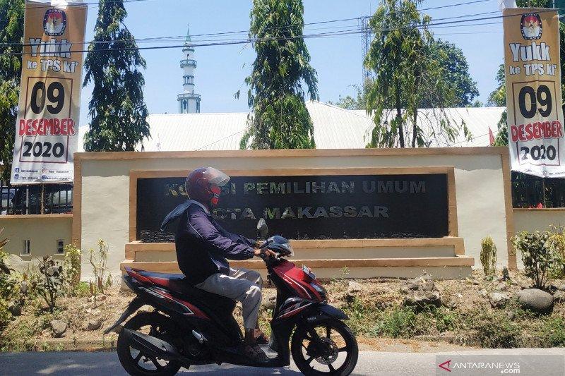 KPU Makassar sebut belum ada celah penundaan Pilkada Serentak