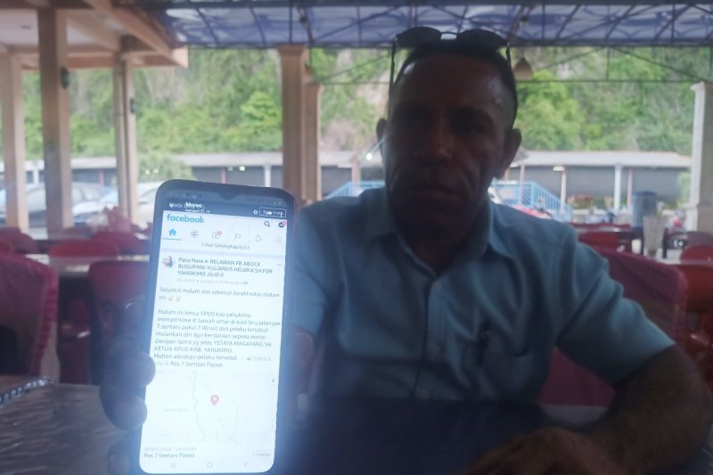 Ketua KPU Yahukimo bantah tuduhan sebagai pemerkosa