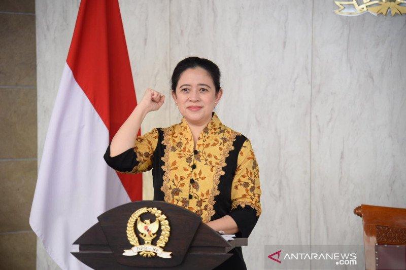 Ketua DPR Puan apresiasi komitmen GP Ansor peduli terhadap sesama