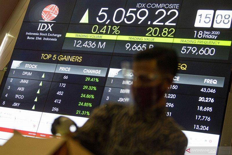 IHSG BEI diprediksi menguat dipicu aksi berburu saham murah