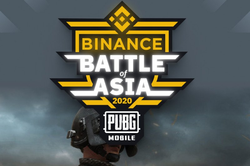 Binance gelar  kompetisi PUBG empat negara