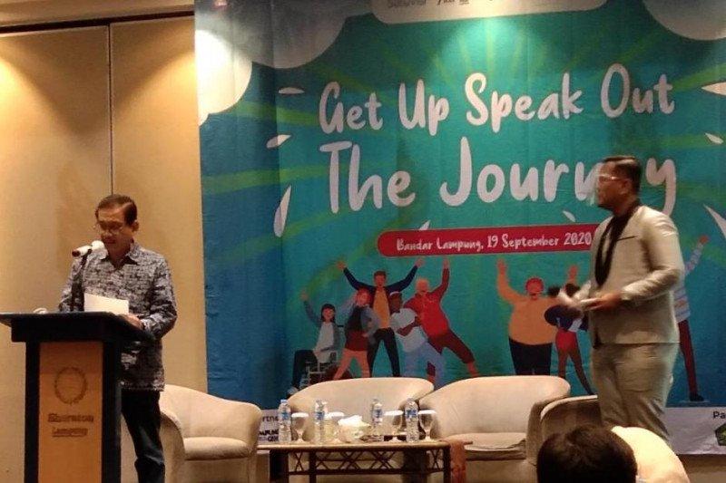 "PKBI gelar ""Showcasing 2020 Get Up Speak Out: The Journey"""