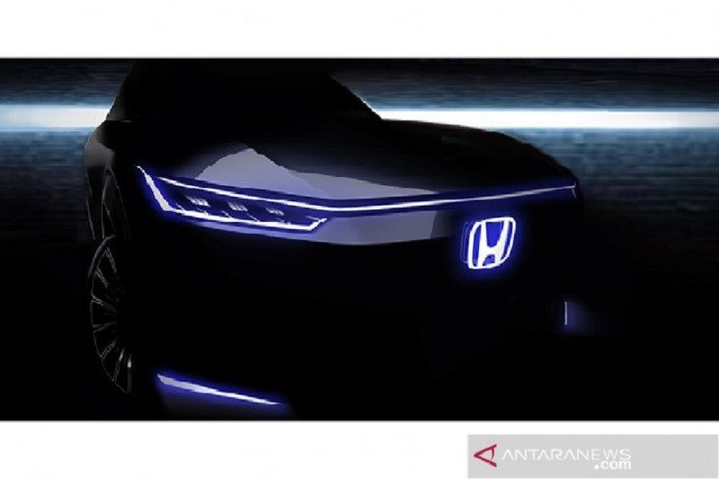 Mobil listrik terbaru dari Honda akan debut di Beijing